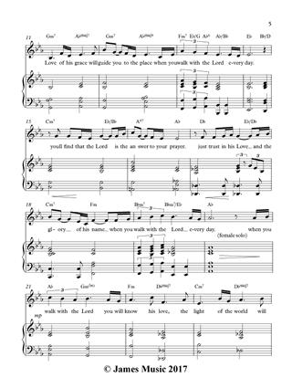 Sheet Music Sample